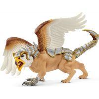 Schleich 70129 Bojovník s Griffinem 2