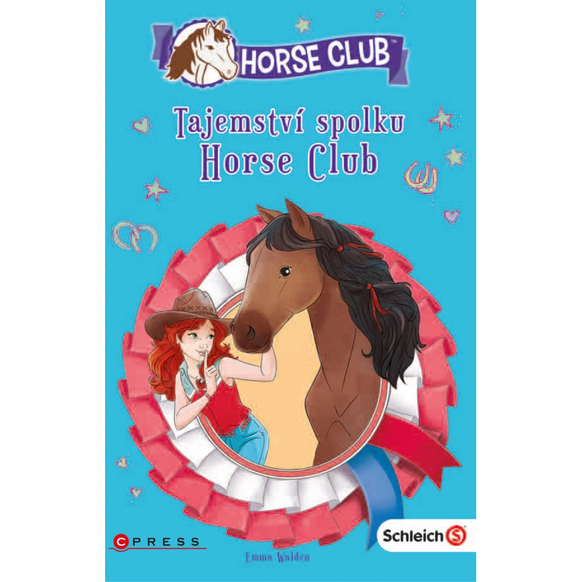 Schleich Tajomstvo spolku Horse Club Aleš sírne