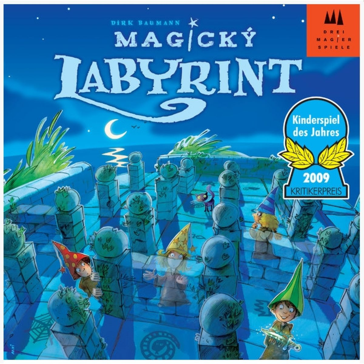 Schmidt 51300343 - Magický Labyrint
