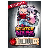 Notre Game Scratch Wars Karta Hrdinu Vampiria