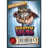 Scratch Wars Karta hrdiny Zepplandia