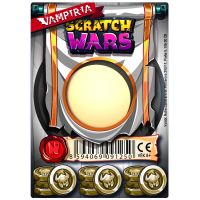 Notre Game Scratch Wars Karta Zbrane Vampiria
