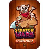 Scratch Wars Starter Canbalandia