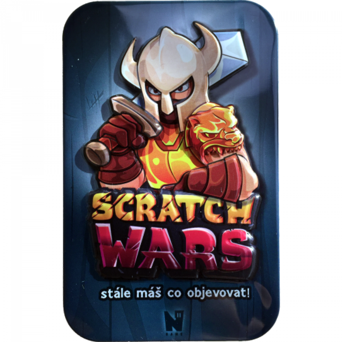Notre Game Scratch Wars: Starter