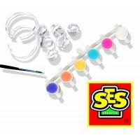 SES Maľovanie módnych prstienkov a náramkov 2