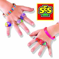 SES Maľovanie módnych prstienkov a náramkov 5