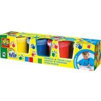 SES Moja prvá prstové farby 4 x 150 ml 2