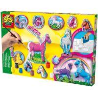 Ses Odlievanie a maľovanie koní