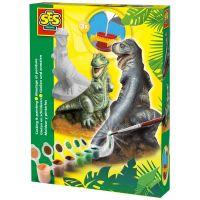Ses Creative Sadrový komplet T-Rex