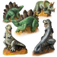 SES Creative Sadrový trojkomplet dinosaurami 4