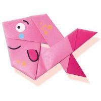 SES Skládání origami 3