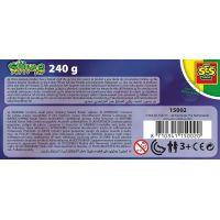 Sliz - 2ks s kameňom svietiacim v tme 6