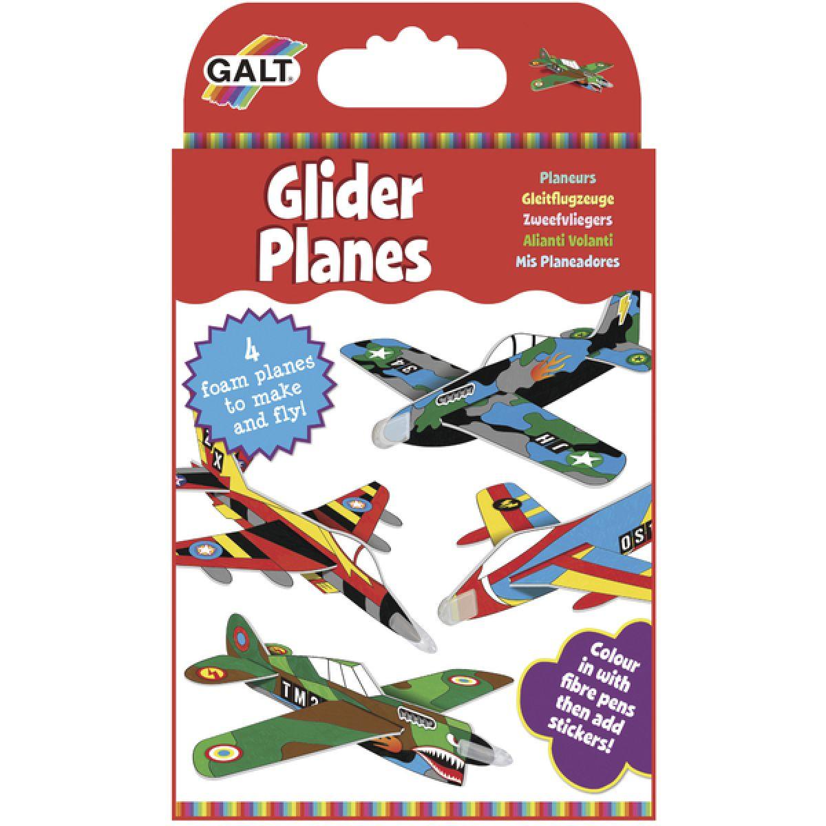 Galt Sestav si pěnová letadla
