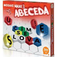 Vista 40204 - Mozaika Maxi - Abeceda 110 dílků