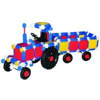 Seva 718 Traktor s prívesom