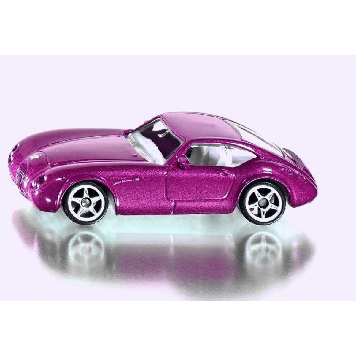 Siku 1006 Auto Wiesmann GT Tmavo ružový
