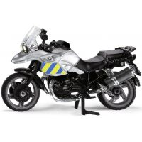 Siku 104906100 policejní motorka česká verze