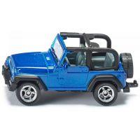 Siku Blister Jeep Wrangler 1:87