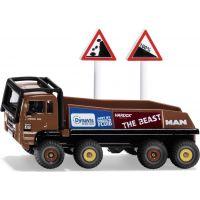 Siku 1686 nákladní auto MAN Truck Trial