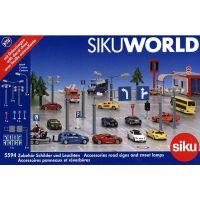 Siku 5594 Dopravné značky a pouličné lampy 3
