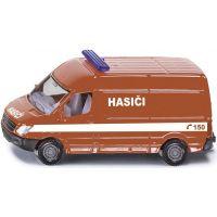 Siku 80806100 hasičská dodávka česká verze