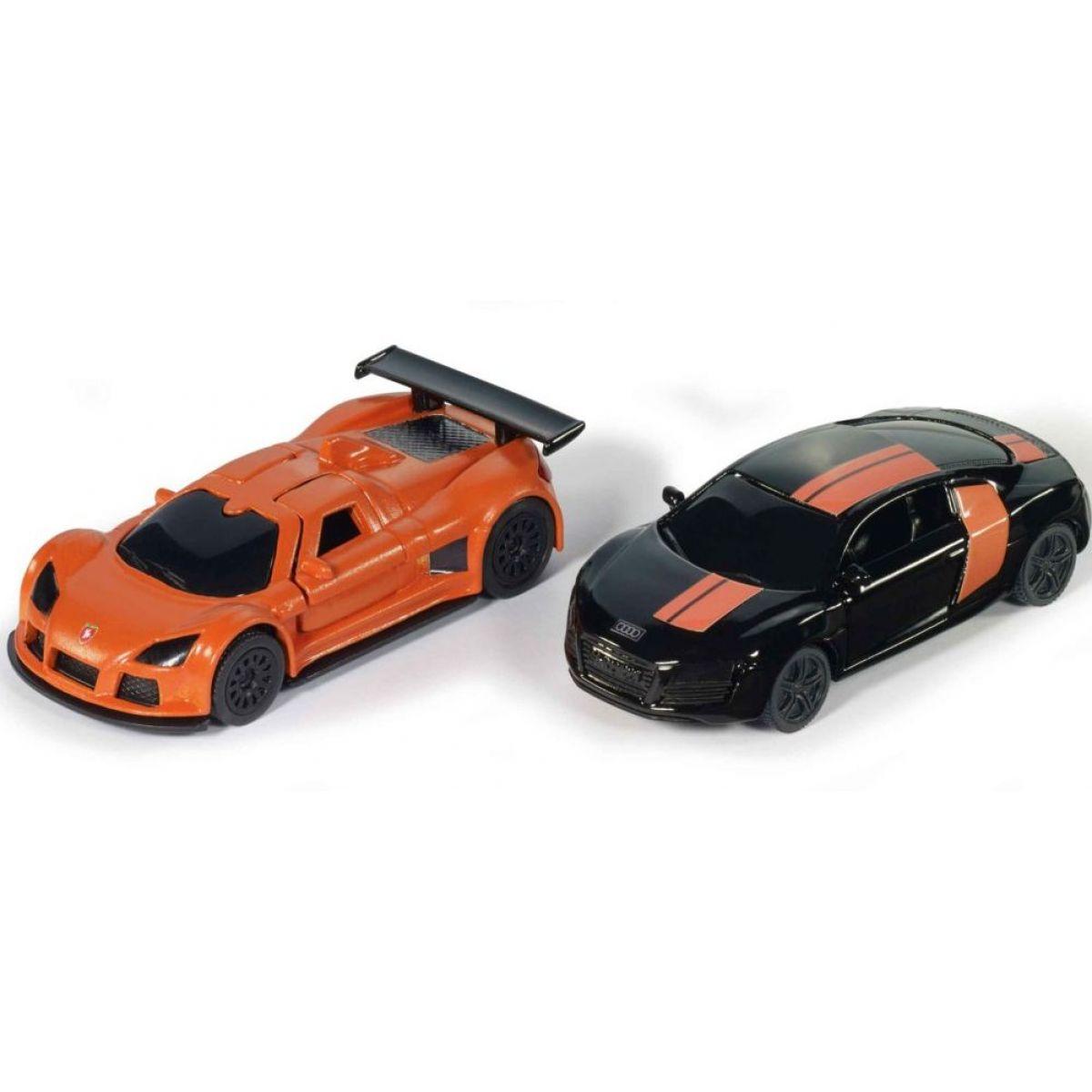 Siku blister 6310 čierno & oranžová Special Edition