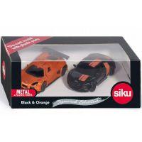 Siku blister 6310 čierno & oranžová Special Edition 2