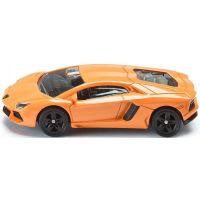 Auto Welly Lamborghini Aventador LP700 4 žltý 1:34