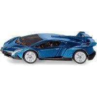 Siku Blister Lamborghini Veneno modrá metalíza