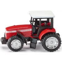 Siku Blister Traktor Massey Ferguson 1:87
