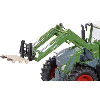 SIKU Control Traktor Fendt Vario s předním nakladačem 3