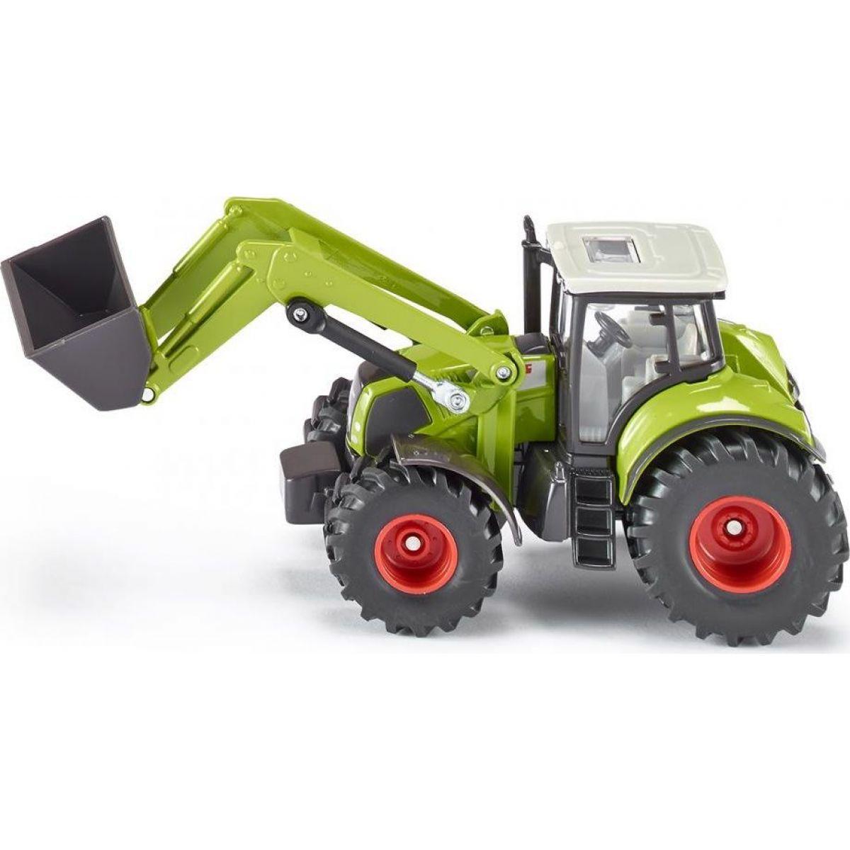 Siku 1979 Blister Traktor Claas s predným nakladačom 1:50