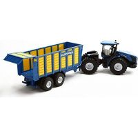 SIKU Farmer Traktor New Holland s prívesom Joskin 1:50 2