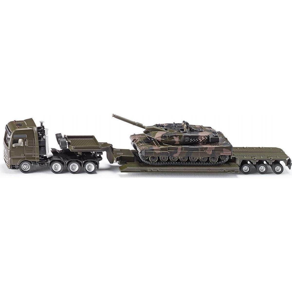 Siku Super Ťažký transportér prepravujúce tank 1:87