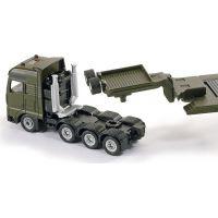 Siku Super Ťažký transportér prepravujúce tank 1:87 2