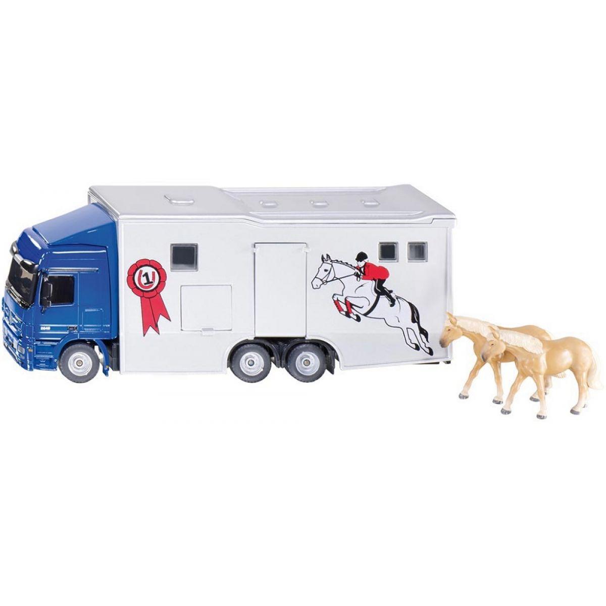 Transporter pro přepravu koní 1:50