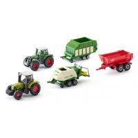 Siku Super 6286 Sada poľnohospodárskych strojov 5 ks