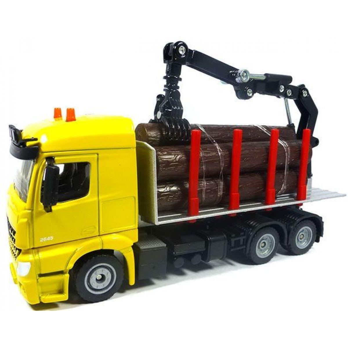 Siku Super Lesnický kamion 1:50