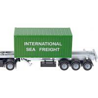 Siku Super LKW kamion se 2 kontejnery 3921 1:50 2