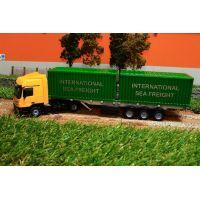 Siku Super LKW kamion se 2 kontejnery 3921 1:50 6