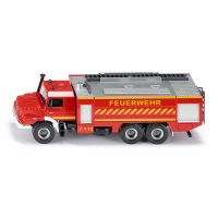 Siku Super Mercedes Zetros Fire Engine 1:50