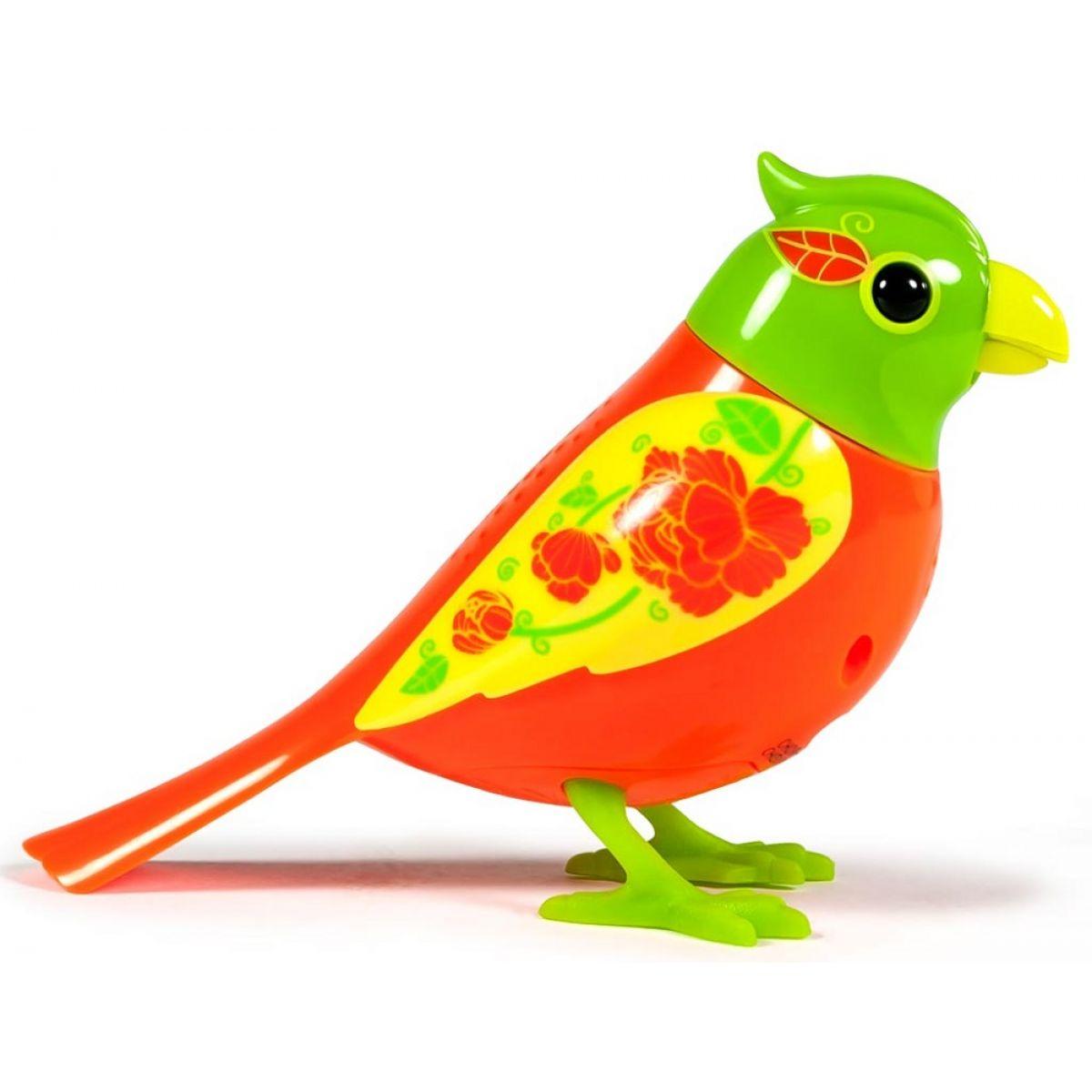 Silverlit DigiBirds Ptáček Oranžová