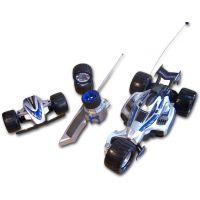 Silverlit RC Auto XTRC 3 in 1 Černá 2