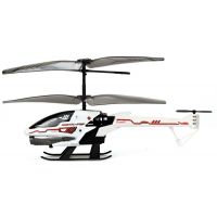 SILVERLIT RC helikoptéra Spy Cam III s kamerou biela 2