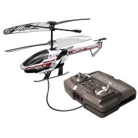 SILVERLIT RC helikoptéra Spy Cam III s kamerou biela 3