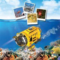 Silverlit RC ponorka Spy Cam Aqua s kamerou 4