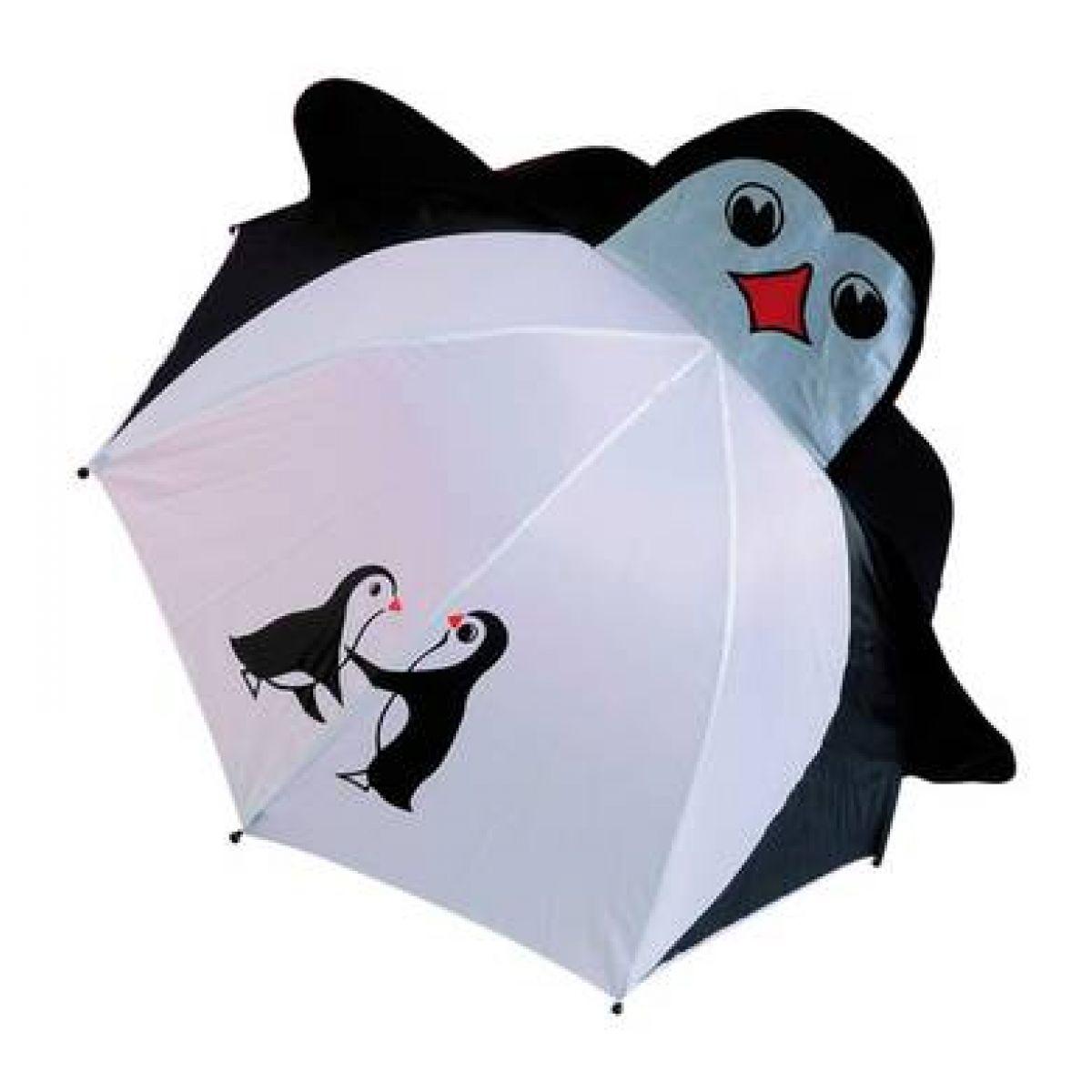 Simba S 7868263 Dětský deštník tučňák délka 56 cm