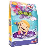 Simba Glibbi Slime Sliz fialový trpytivý DP10