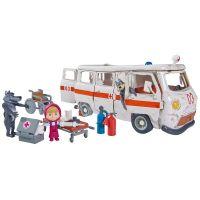 Simba Máša a medvěd Ambulance hrací set 2