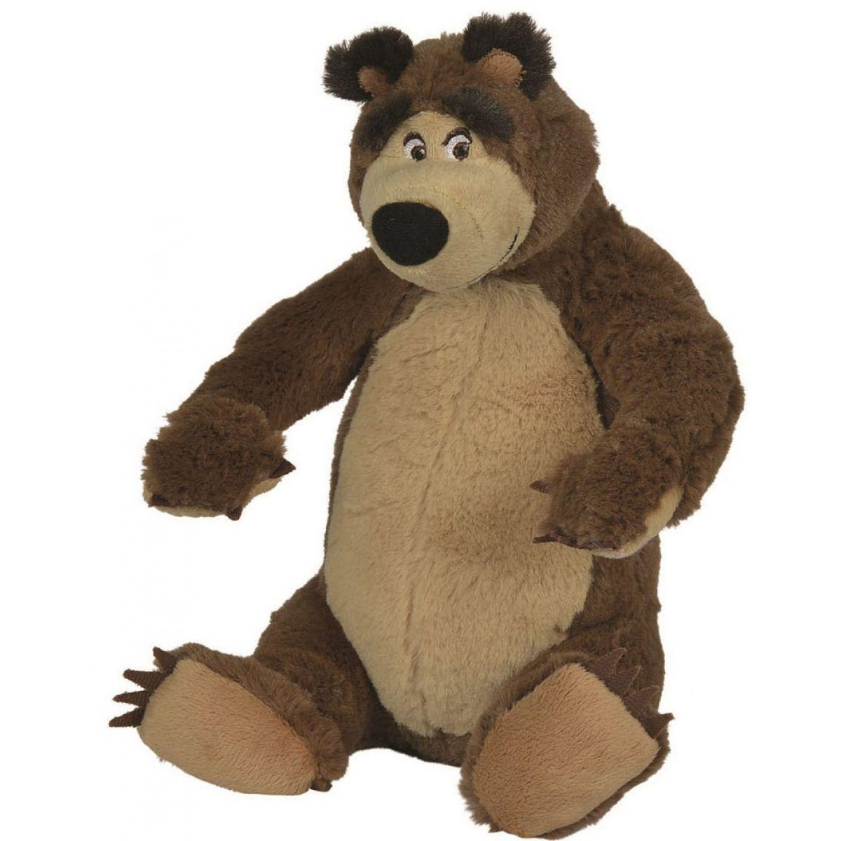 Simba Máša a medvěd PMedvěd 25 cm